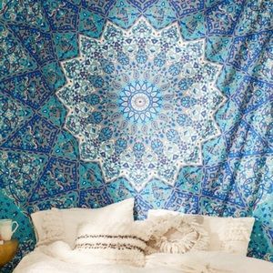 Urban Outfitters Medallion Tapestry